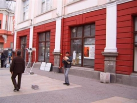 Exhibition openign at the City Art Gallery in Plovdiv
