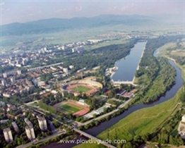 Second rowing canal to be built in Plovdiv