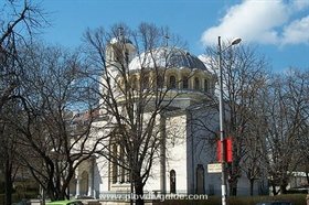 Aniversary of the Ivan Rilski church in Plovdiv