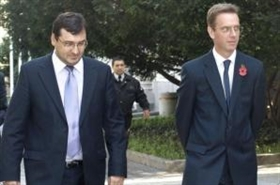 UK Ambassador visiting Plovdiv