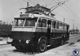 New trolleybuses
