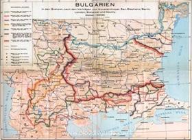 Friedensvertrag von Neuilly vor 90 Jahren abgeschlossen