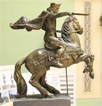 Tsar Simeon the Great's monument