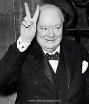 135th anniversary of Winston Churchill's birth