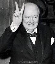 """""""От Шчечин на Балтика до Триест на Адриатика върху Континента се спусна """"желязна завеса"""". ... В тези страни преобладават полицейски правителства..."""". 135 години от рождението на Чърчил. Той първи разбра, че нацизъм и комунизъм са двет"""