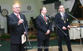 Fund raising campign of Rotary Club Plovdiv