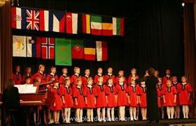 Detska Kitka – Chor mit Weihnachtskonzert im Militärklub