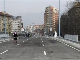 The new Gerdzhika Bridge open for trafic