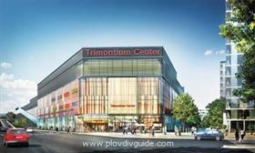 Trimontium –Einkaufszentrum wird gebaut