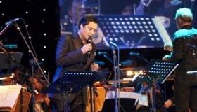 Vassil Petrov in a concert in Plovdiv
