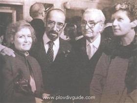 95 Jahre seit der Geburt von Petar Uvaliev