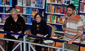 Buchpremiere in Balabanov – Haus