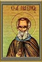 ST. MAXIMUS, the Confessor