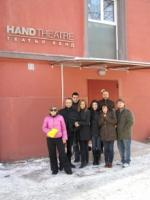 Hand Theater opened in Plovdiv