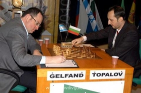 Bulgaria's Topalov Wins 'Wimbledon of Chess'