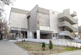 Today, 04.03., new venue for permanent exhibitions of the Plovdiv Artists Association
