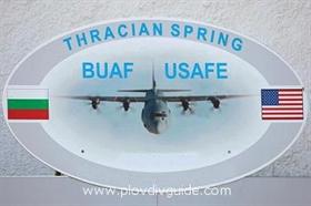 """ВИП-ден на съвместната българо-американска подготовка """"Тракийска пролет-2010"""""""
