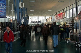 23rd INTERNATIONAL CONSUMER GOODS AND TECHNOLOGIES FAIR - Plovdiv(5-10 May'2003)