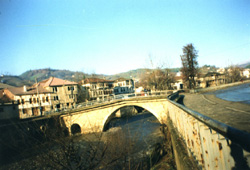 The town of Zlatograd and the Rhodope people