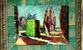 Der Maler Petar Savov gastiert in Bovjel – Kunstgalerie