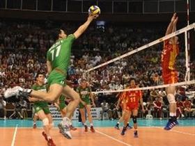 Днес волейболната легенда Матей Казийски играе в Пловдив!