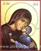 St. Annas Summer Feastday (Dormition of the Mother of the Holy Virgin)