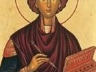 ST. PANTELEIMON, der Nothelfer ( Pantaleonstag )