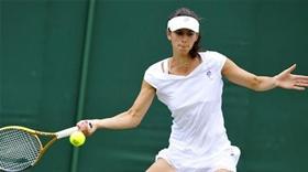 Tsvetana Pironkova - 34th in the world rankings