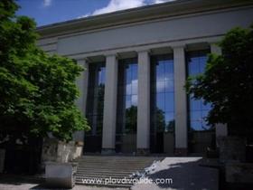 Супер сцена в Пловдив - като Операта в Атина