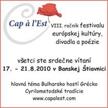 Cap ? l?Est 2010 Festival