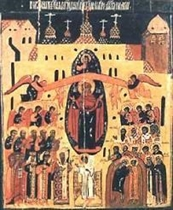 POKROV BOGORODICHEN (Holy Protection of Mother of God)