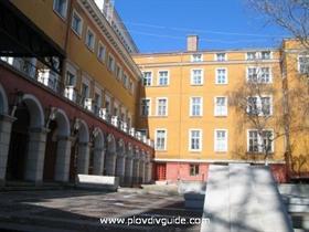 Plovdiv in Erwartung von Godot
