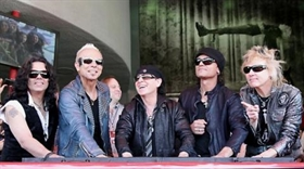 Scorpions with final concert in Sofia