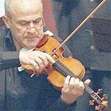 Geigenvirtuose Mintscho Mintschev mit Konzert in Plovdiv