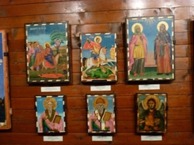 An exhibitions of icons opens for the first time at the Djakov Art Gallery in Plovdiv