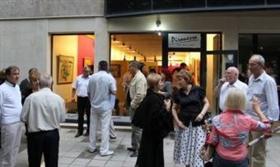Weihnachtsausstellung in Pironessa – Kunstgalerie