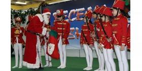 Weihnachtskonzert für talentierte Kinder