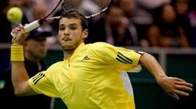 Grigor Dimitrov zieht in die Top 80 der ATP-Weltrangliste ein