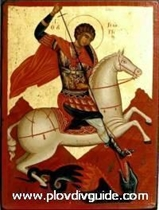 May 6th - Gergyovden (St Georgs Day)