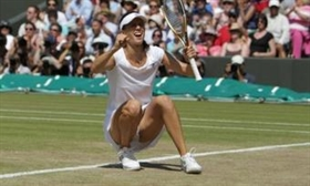 Tsvetana Pirionkova continues through Wimbledon
