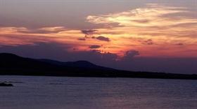 Tausende begrüßen Sonnenaufgang an der bulgarischen Schwarzmeerküste