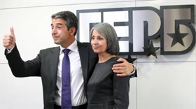 Rosen Plevneliev wins first round of presidential elections