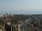 Изглед от Античния театър