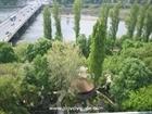Изглед от хотел Марица