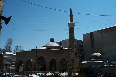 Imagini pentru Moscheea Imaret Plovdiv