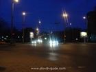 Kreuzweg in der Nacht