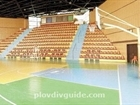 2. Stroitel Sports Hall