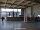 Lokomotiv Boxkampf - Hall