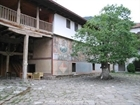 The Monastery yard