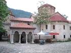 The main monastery church